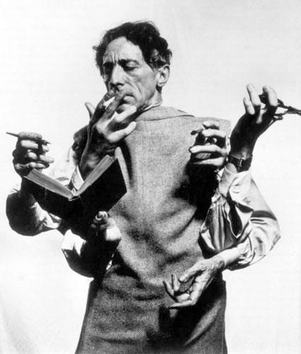 Jean Cocteau famous works